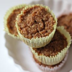 Morning Makeover: Vegan Pumpkin Quinoa Muffins