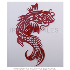 Tribal Koi Fish Idea Tattoos Pinterest Koi Fish And