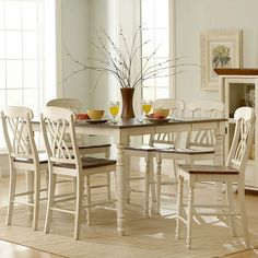 FREE SHIPPING! Shop Wayfair for Woodbridge Home Designs Ohana Counter Height Table - Great Deals on all Furniture products with the best selection to choose from!