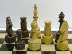 Philippino Staunton - 6 inch King Chess Set