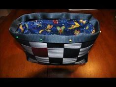 How to make a seatbelt bag - YouTube