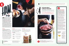 Bon Appétit Holiday Survival Guide (via The Rappaport Agency).