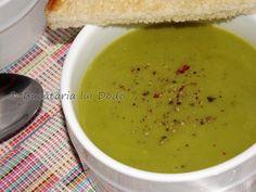 Supă cremă de mazăre (de post)