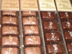 Sea Salt Caramels | watsonkennedy.com