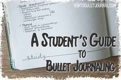 Have you always been wondering how you can combine your student life with your Bullet Journal? What's the best way to track your study progress? Today I'm going to tell you about how I use my Bullet Journal during my student life.