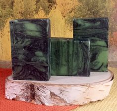 Frankincense & Myrrh handcrafted soap