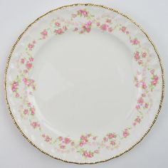 Pope Gosser | Florence Pattern Luncheon Plate Replacement China  sc 1 st  Pinterest & Pope Gosser | Fleurette Pattern Saucer Replacement China - (Need 4 ...