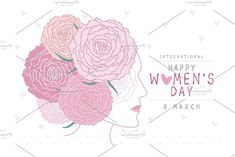 8 March International Women's day by Myimagine on