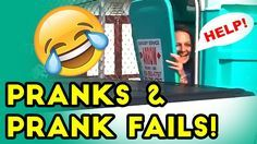Click to see Video PRANKS AND PRANKS GONE WRONG! - Funny Pranks and Prank Fails 2017 | The Best Fails on Funny Goblin, the best creative humor community to search and share your favorite funny pictures, memes, gifs, jokes, humour pics, videos on internet.