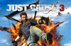 Just Cause 3 is almost out its an awesome RPG coming out on PS4