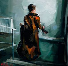 Edward B. Gordon: Venetian coat
