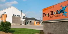 Frog Hollow Kid Campus | Child Care, Daycare, Preschool and Education for Children in North Liberty and Dubuque, Iowa