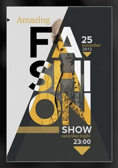 Fashion Show by sz 81, via Behance