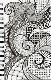 1000 images about zendoodles and zentangles on pinterest for Basic doodle designs