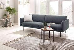 andas 3-Sitzer »Mavis« mit losen Sitz- und Rückenkissen, skandinavischer Stil