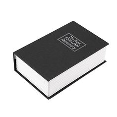 High Quality Steel Simulation Dictionary Secret Book Safe Money Box Case Money Jewelry Storage Box Security  sc 1 st  Pinterest & Lockable Storage Box Secure Key Cabinet Wall Mounted Home Car Key ...
