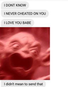 I NEVER CHEATED: | 32 Texts That Will Make You Laugh Way Harder Than You Should