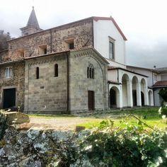 Il convento della Selva e la leggenda del Drago - Santa Fiora - Maremma