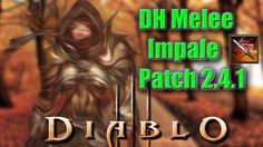 Demon Hunter ►Shadow Mantle - Impale support/group Season 6 Patch 2.4.1 build. Showing off the Shadow set, it doesn't seem great compared to UE or Marauder's...