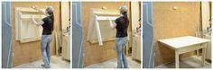 Wilker Do's: DIY Folding Workbench