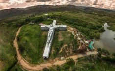 Parque espiritual 'La Sangre de Cristo'
