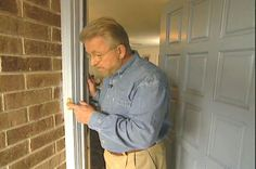 How to Remove and Replace a Door Bell • Ron Hazelton Online • DIY Ideas & Projects
