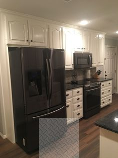 Black Kitchen Appliances Quartz Countertops Cost Is The New Stainless Steel I Like Cape Karen Pinterest Loading Appliancesblack