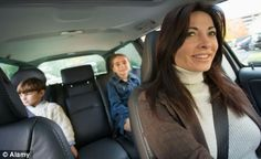 Hee hee hee!! Back-seat verdict: A survey has shown that children prefer their mother to their father behind the wheel, because of her calm attitude and slower driving      Read more: http://www.dailymail.co.uk/news/article-1269191/Children-prefer-mothers-fathers-comes-driving-car.html#ixzz1mbrDNkLk