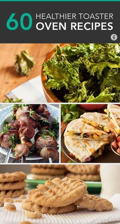 Find out how a miniature oven can take on meatloaf, cookies, and so much more! #healthy #recipes http://greatist.com/health/toaster-oven-recipes