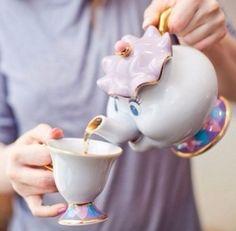 Un tea con Cenerentola