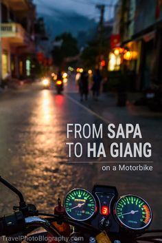 Planning a trip around Northern Vietnam on the back of a motorbike? Check this route from Sapa to Ha Giang, another mountainous province of Vietnam and the starting point of the Extreme North Vietnam Motorbike Loop - one of the most scenic motorbike rides in Vietnam.