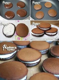 Cocoa Milk Burger Recipe, How To? - Womanly Recipes - Cocoa Milk Burger Recipe The Effective Pictures We Offer You About meal prep recipes A quality pic - Delicious Cake Recipes, Yummy Cakes, Good Food, Yummy Food, Tasty, Vegetable Drinks, Kakao, Burger Recipes, Easy Meals