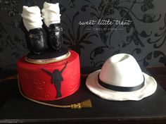 Michael Jackson Cake by Sweet Little Treats, Hamilton, New Zealand