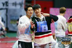 ISAC Joohoney and Seungyoun TTuTT