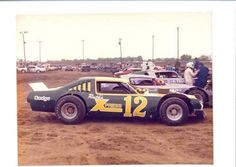 Click this image to show the full-size version. Dirt Track Racing, Sports Car Racing, Nascar Racing, Auto Racing, Road Race Car, Race Cars, Custom Muscle Cars, Racing News, Vintage Race Car