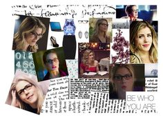 """""""Felicity Smoak from Arrow"""" by pie-epic ❤ liked on Polyvore featuring Cloud 9, Seletti, Ally Fashion, Jitrois, Kristin Cavallari, Alexis Bittar, Effy Jewelry and Episode"""