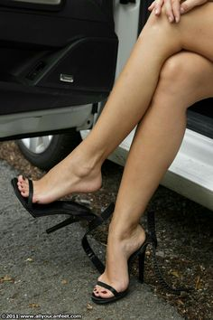 Toes coming home from the Store