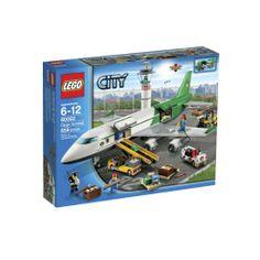 Amazon.com: LEGO City 60022 Cargo Terminal Toy Building Set: Toys & Games