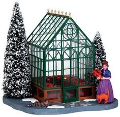 Christmas villages christmas and blog on pinterest