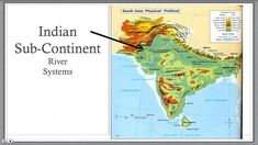 India - Geography & Early Civilization Part 1