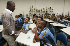 Seedorf na  Despedida do elenco do Botafogo no CT CBV. 14de Janeiro de 2014, Saquarema, Brasil. .#jorgenca