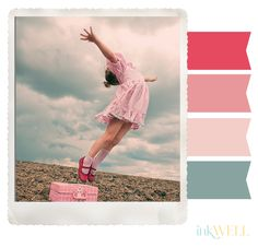 Color Crush: Jumping for Pink