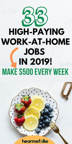Are you looking for a high-paying side gig to add to your income? Here's a quick list of legitimate work from home jobs that require no startup fees. Earn Money From Home, Make Money Fast, Earn Money Online, Online Income, Work From Home Opportunities, Work From Home Tips, Business Opportunities, Online Jobs From Home, Online Work
