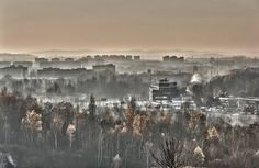 Foggoten city by on DeviantArt My Photos, Palette, Clouds, City, Outdoor, Outdoors, Pallet, Pallets, City Drawing