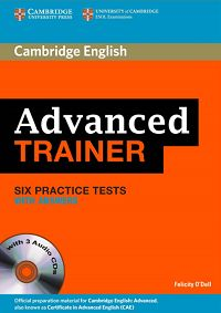 Cambridge English Advanced Trainer