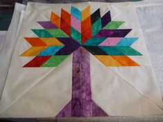 Tree of Life Biblical quilt | Tree of Life