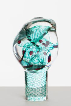 Eurooppa  Oiva Toikka  2012  51 x 30 cm  Hand blown glass  GF 6080