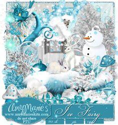 AmyMaire: NEW PTU Ice Fairy