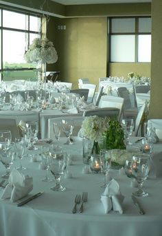 High & Low Table Decor