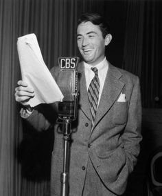 Old Time Radio Stars   gregory peck is one of the greatest film stars in cinema history with ...